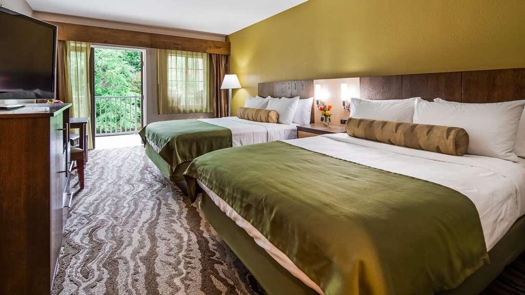 Best Western Plus River Escape Inn & Suites - Habitaciones/Alojamientos