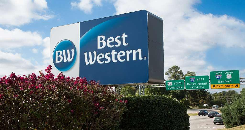 Best Western Raleigh North-Downtown - Aussenansicht