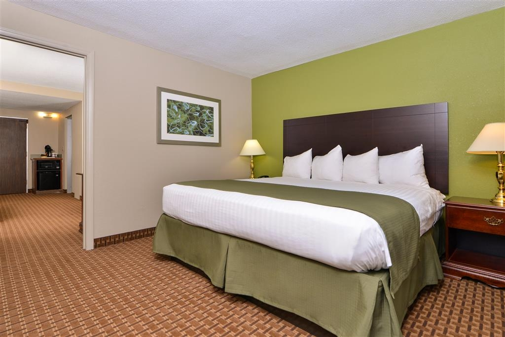 Best Western Raleigh North-Downtown - Hotelzimmer