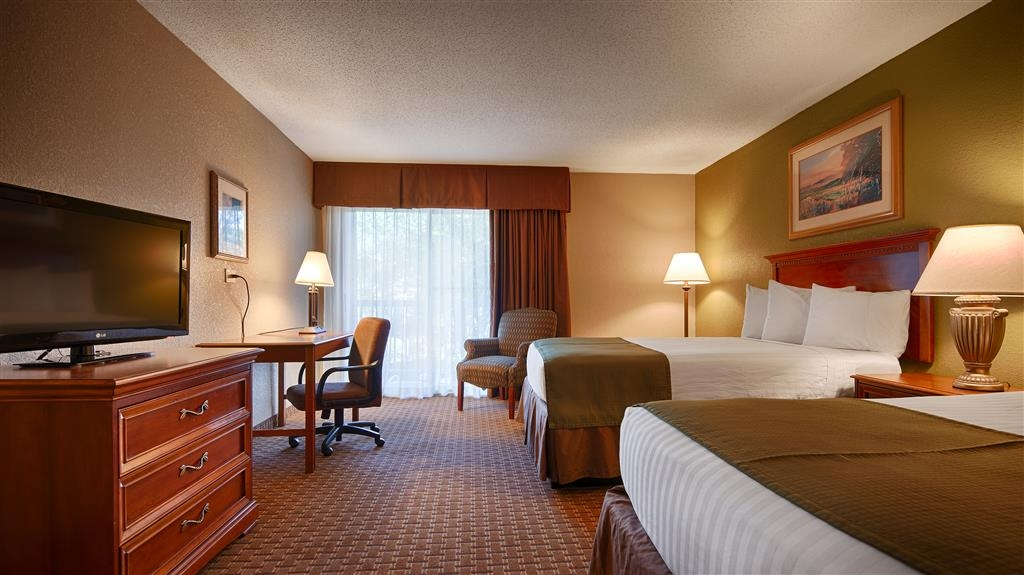 Best Western Raleigh North-Downtown - Camere / sistemazione