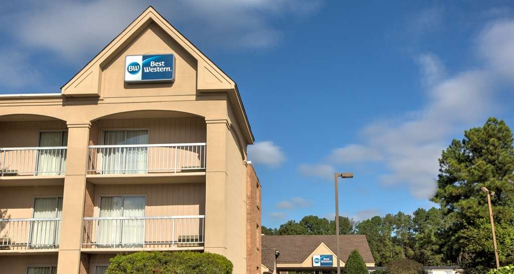 Best Western Raleigh North-Downtown - Außenansicht