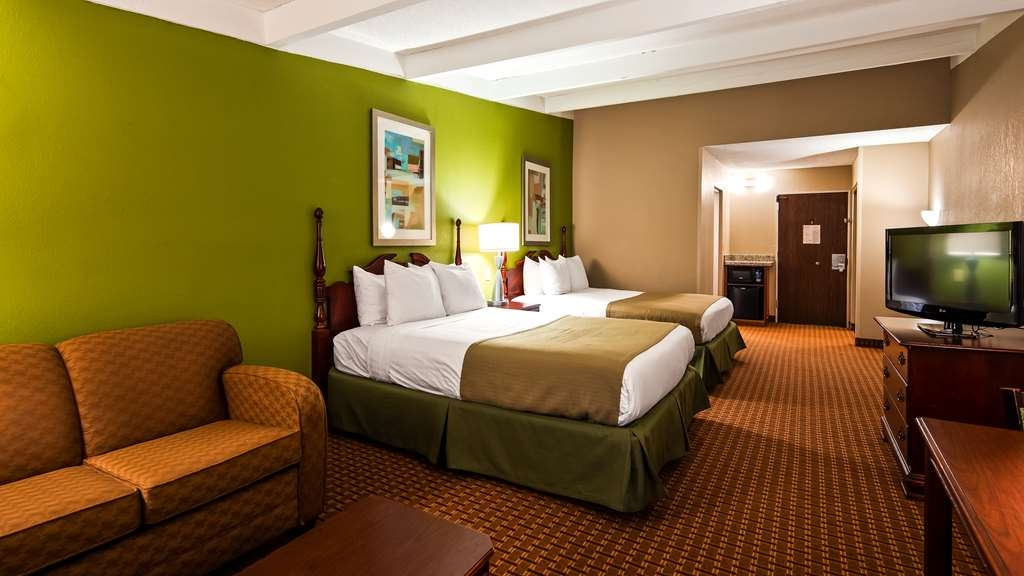 Best Western Raleigh North-Downtown - Guest Room