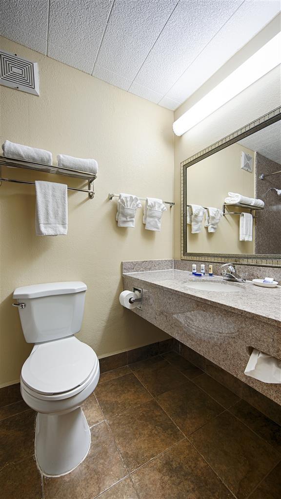 Best Western Gastonia - Salle de bain