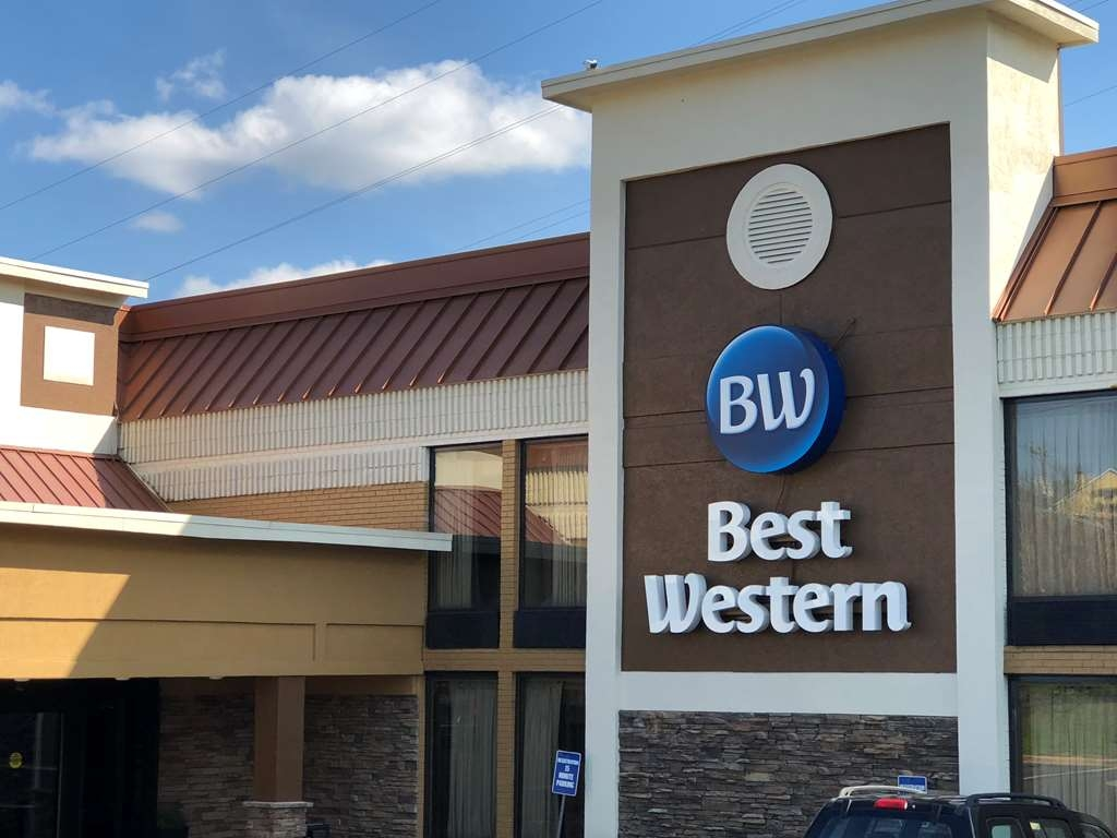 Best Western Gastonia - Facciata dell'albergo