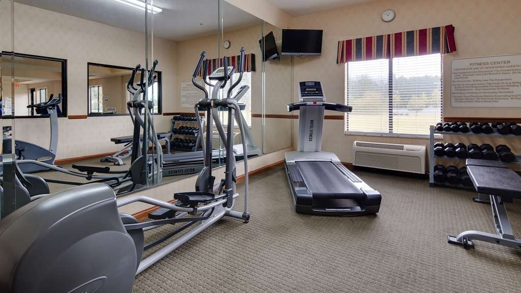 Best Western Smithfield Inn - Fitness Center
