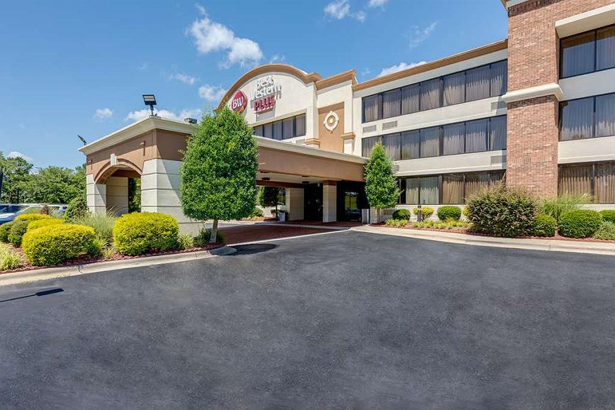 Best Western Plus Charlotte/Matthews Hotel - Area esterna