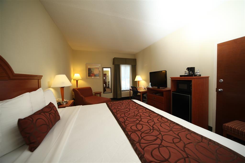 Best Western Plus Edison Inn - Camere / sistemazione