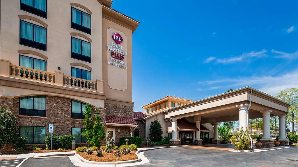 Best Western Plus Westgate Inn & Suites - Area esterna