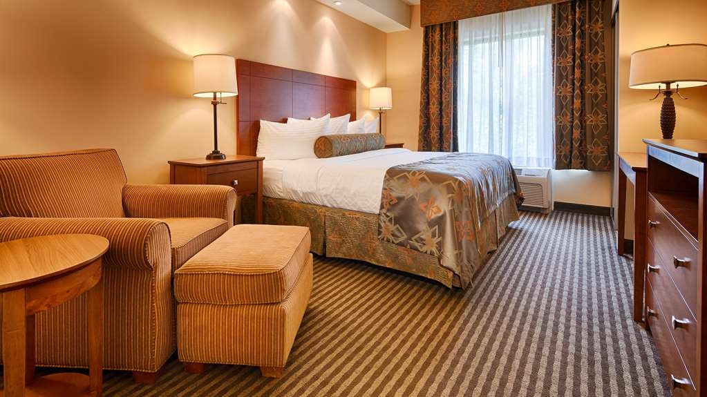 Best Western Plus Westgate Inn & Suites - King Mobility Accessible