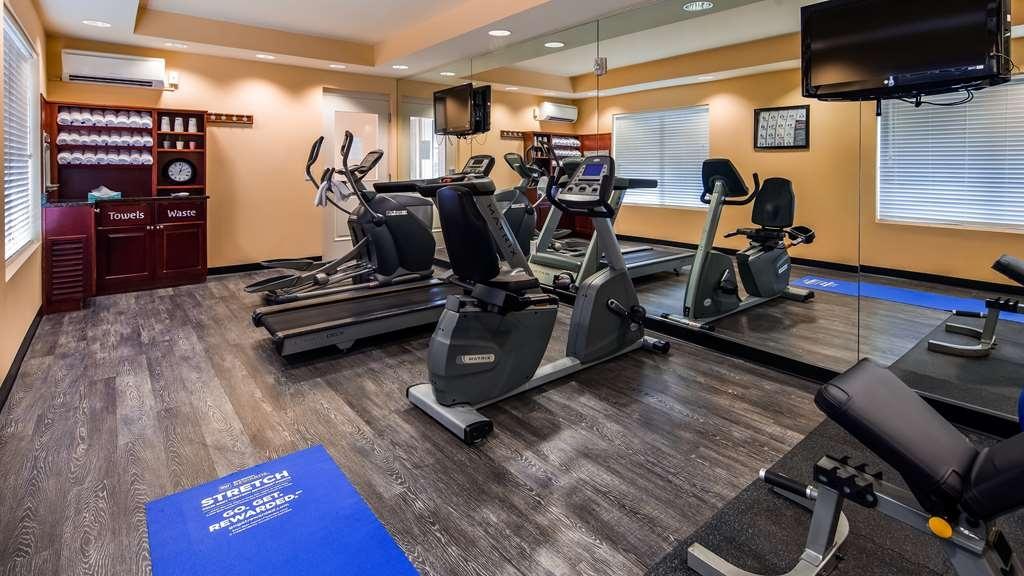 Best Western Plus Westgate Inn & Suites - Fitness Center
