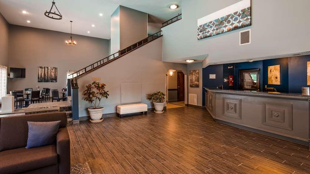 Best Western Butner Creedmoor Inn - Lobbyansicht