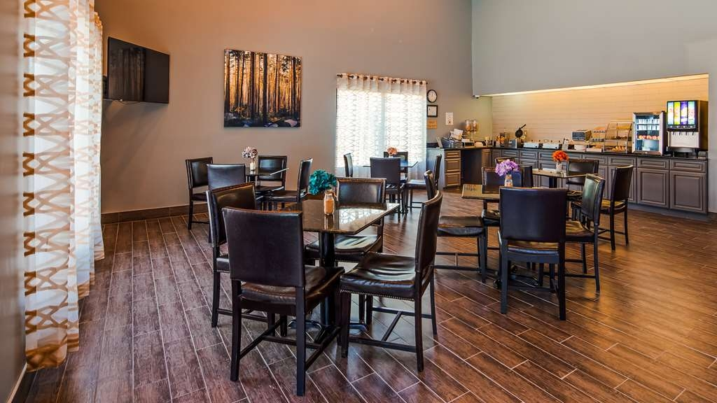Best Western Butner Creedmoor Inn - Restaurant / Etablissement gastronomique