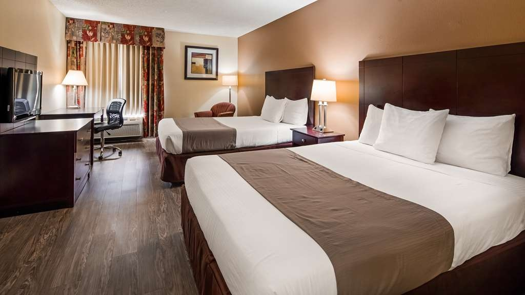 Best Western Butner Creedmoor Inn - Gästezimmer/ Unterkünfte