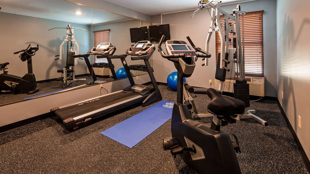 Best Western Butner Creedmoor Inn - Club de remise en forme