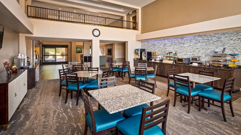 Best Western Plus Yadkin Valley Inn & Suites - Restaurante/Comedor