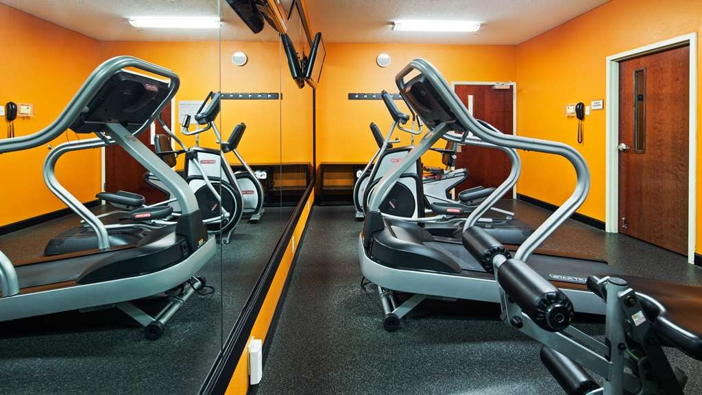 Best Western Plus Wilmington/Carolina Beach - Club de remise en forme