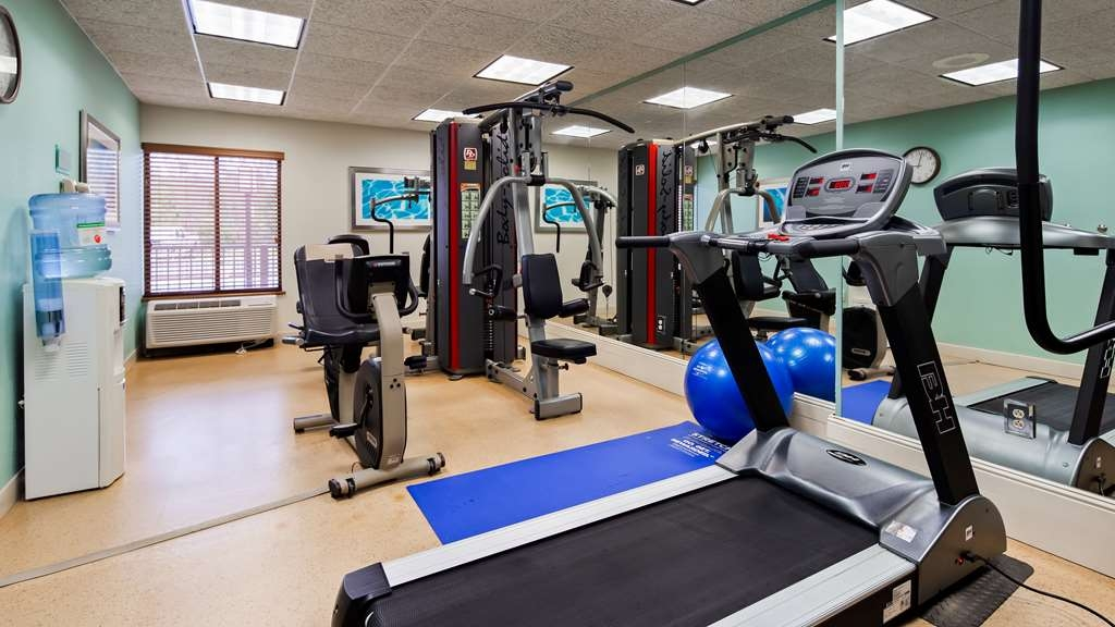 Best Western Plus Wilmington/Wrightsville Beach - Club de remise en forme