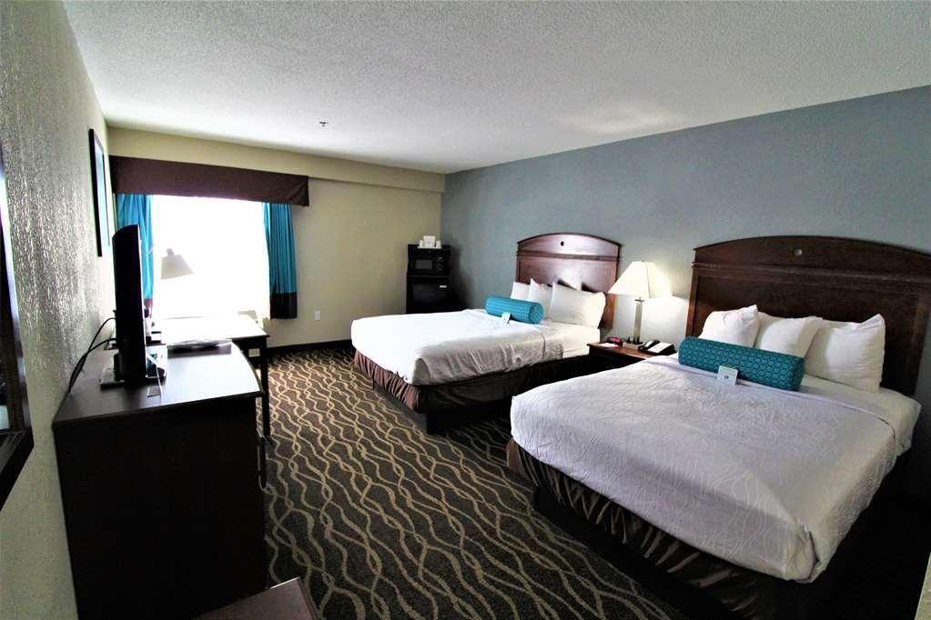 Best Western Albemarle Inn - Guest Room - Double beds