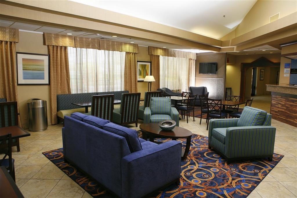 Best Western Plus Goldsboro - The moment you step into our inviting lobby, you'll feel like part of our family.