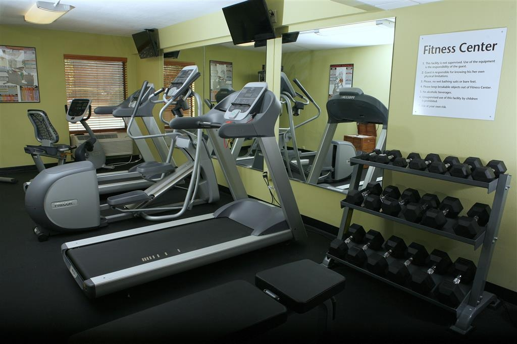 Best Western Plus Goldsboro - Feel refreshed after a quick work out in our 24-hour fitness center.