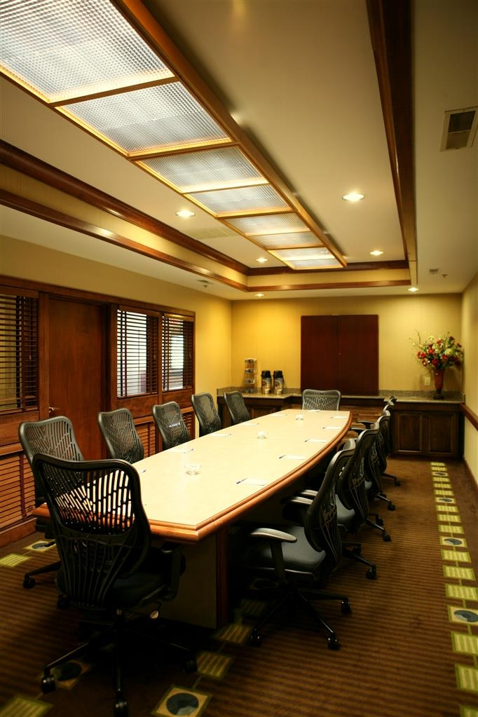 Best Western Plus Goldsboro - We offer the perfect meeting room to exchange business ideas or strategies.