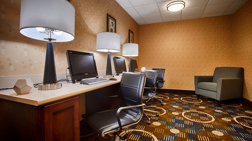 Best Western Plus Goldsboro - affari-centro