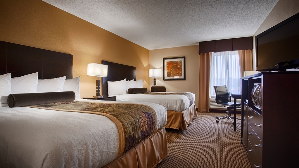 Best Western Plus Goldsboro - Guest Room