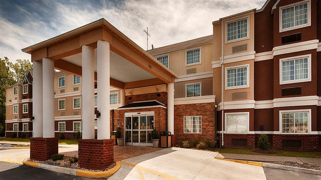 Best Western Plus Elizabeth City Inn & Suites - Vista exterior