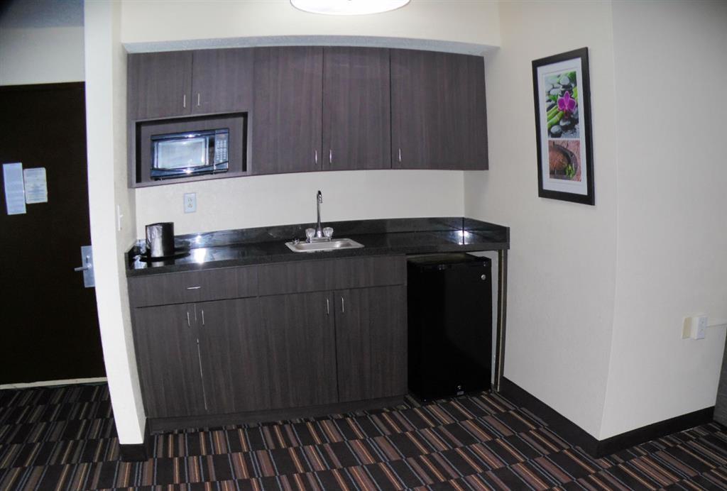 Best Western Plus Elizabeth City Inn & Suites - Presidential Suite Mini-Bar