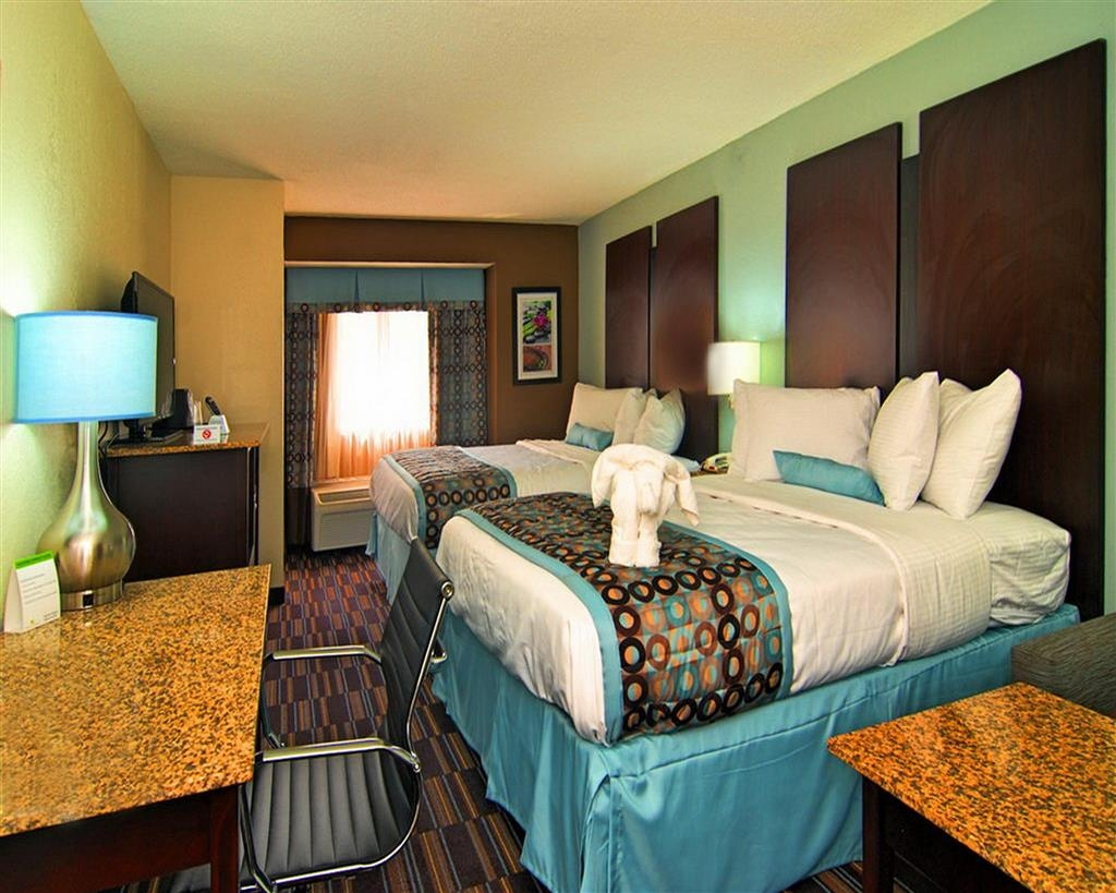 Best Western Plus Elizabeth City Inn & Suites - standard double