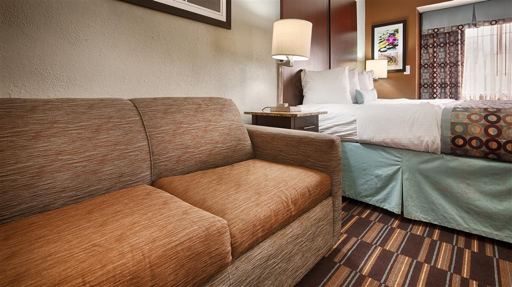 Best Western Plus Elizabeth City Inn & Suites - Habitaciones/Alojamientos