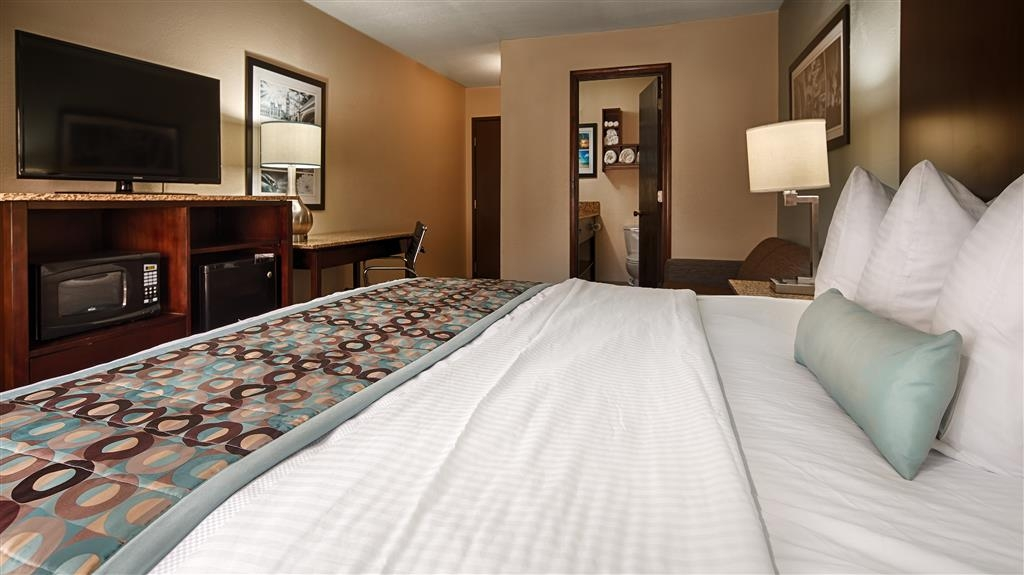 Best Western Plus Elizabeth City Inn & Suites - Chambres / Logements