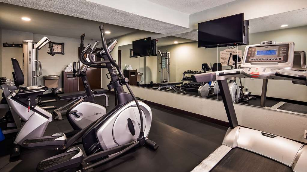 Best Western Plus Elizabeth City Inn & Suites - Club de salud