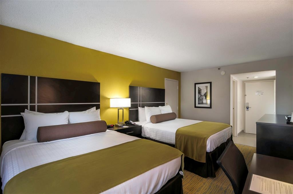 Best Western Plus Hanes Mall Hotel - Guest Room with Two Queen Beds