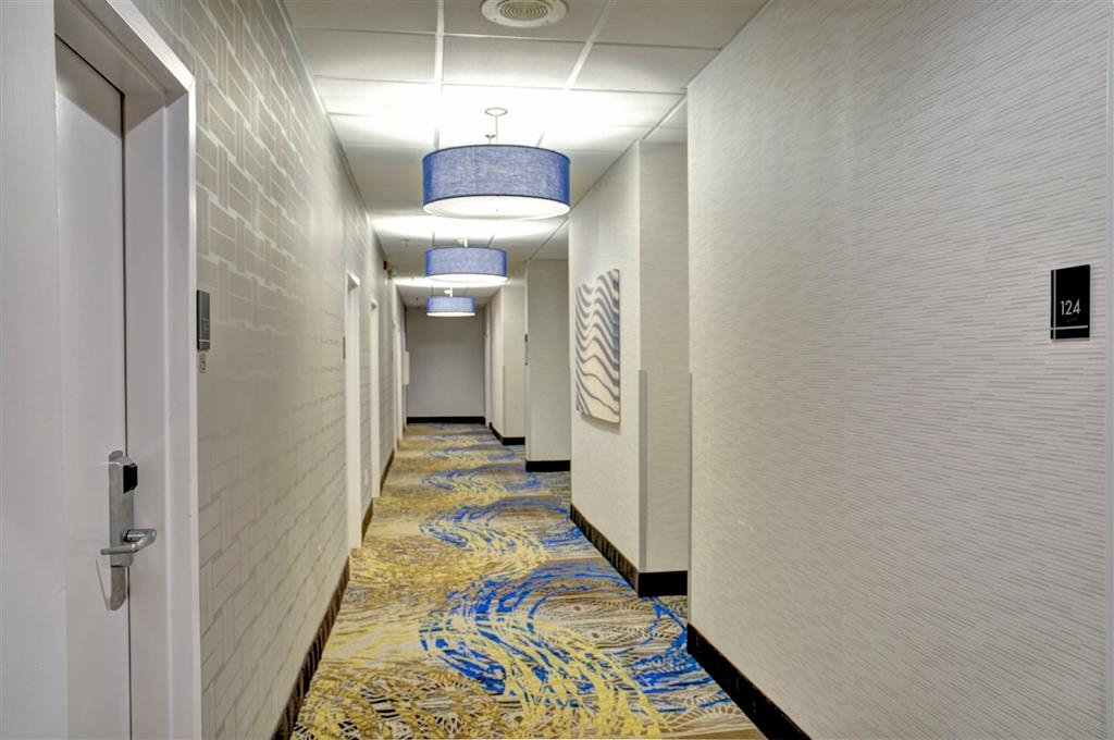 Best Western Plus Hanes Mall Hotel - Interior Corridors