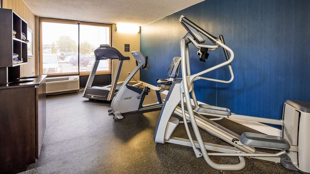 Best Western Plus Hanes Mall Hotel - Fitness Center