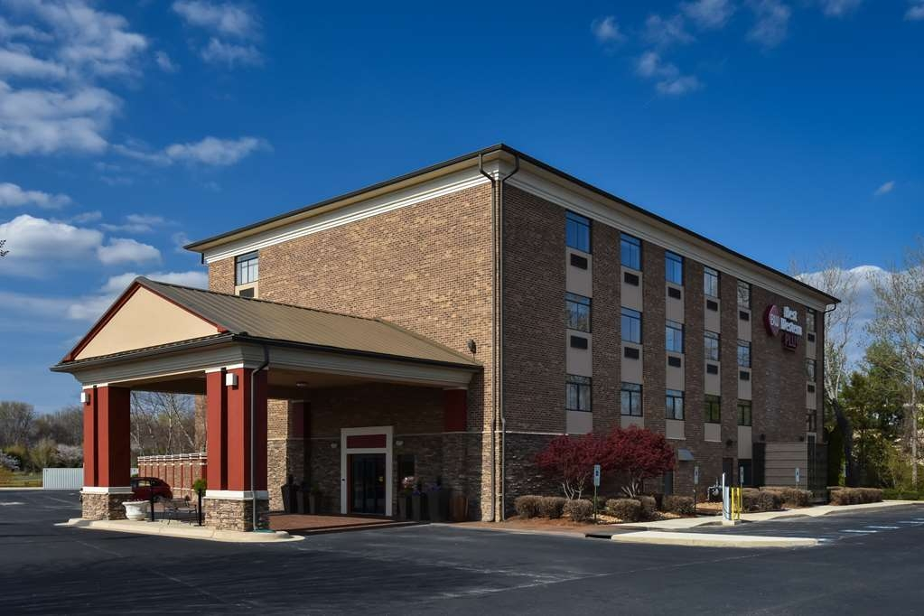 Best Western Plus Pineville-Charlotte South - Vista Exterior