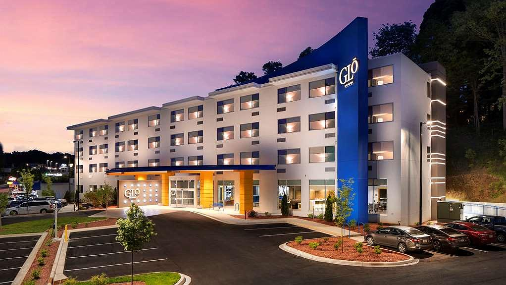 GLo Best Western Asheville Tunnel Road