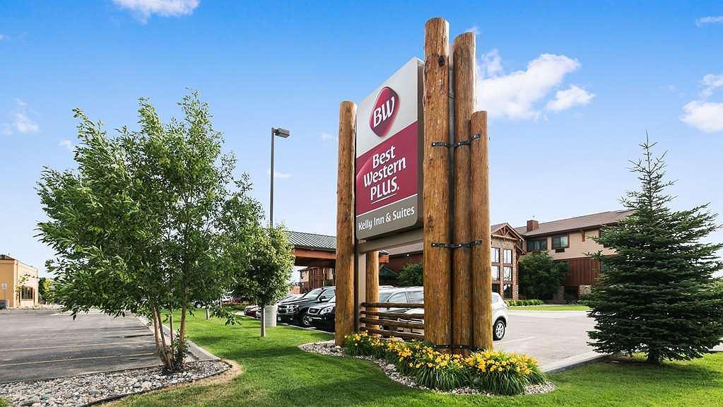Best Western Plus Kelly Inn & Suites - Vista esterna