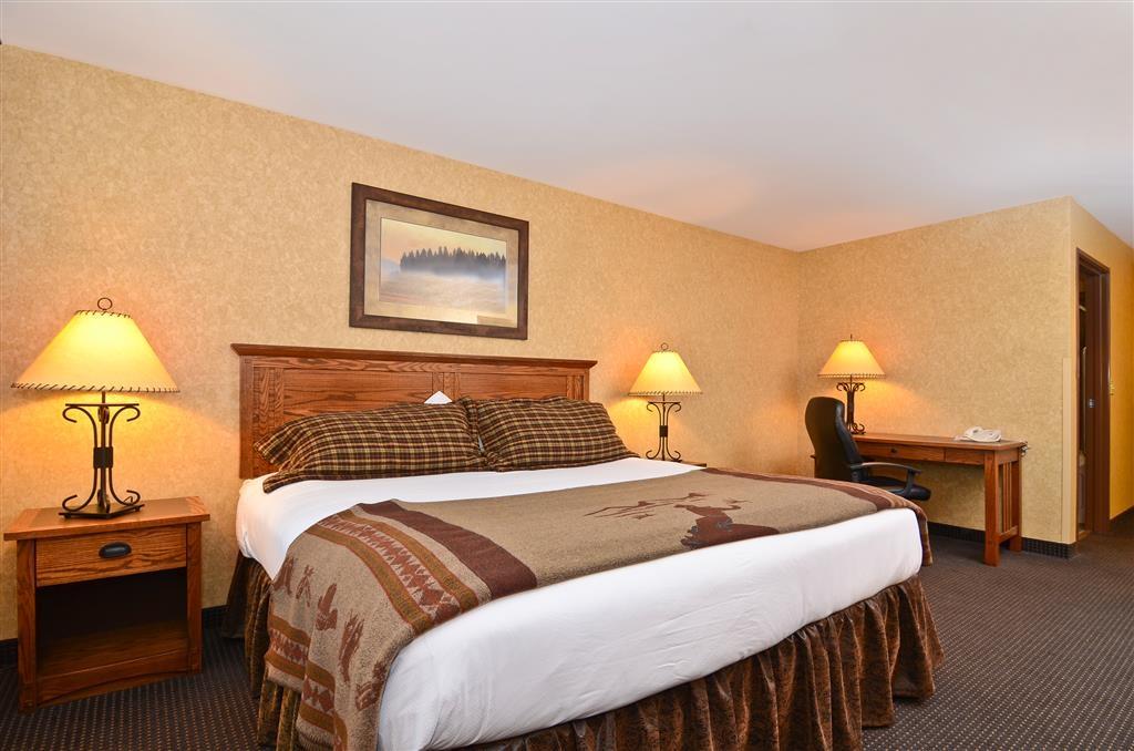 Best Western Plus Kelly Inn & Suites - Gästezimmer