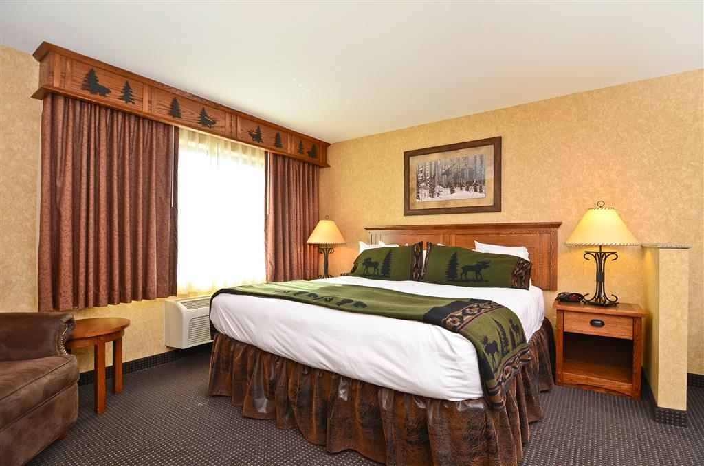 Best Western Plus Kelly Inn & Suites - Chambre