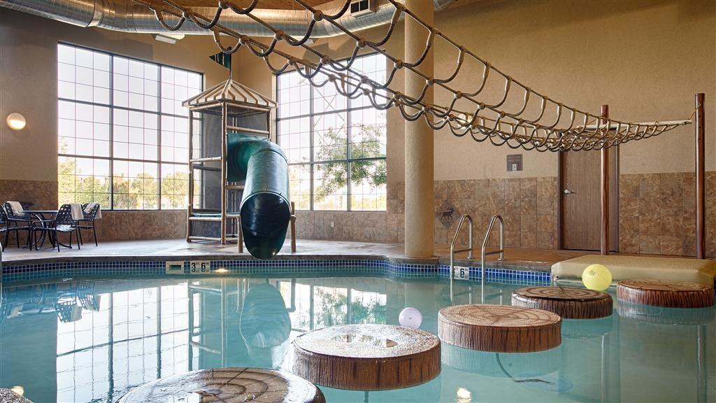 Best Western Plus Kelly Inn & Suites - hallenbad