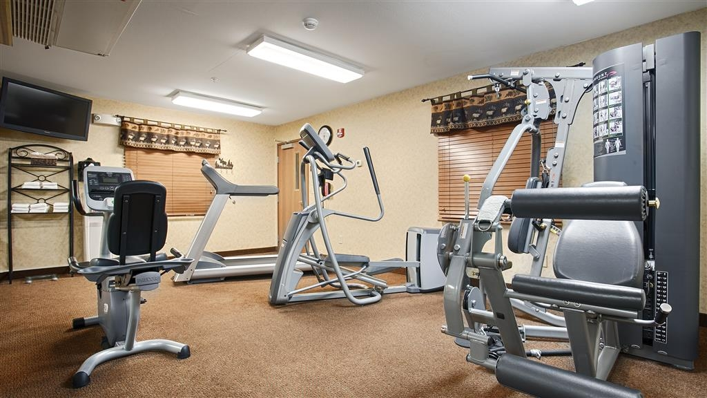 Best Western Plus Kelly Inn & Suites - Fitness Center