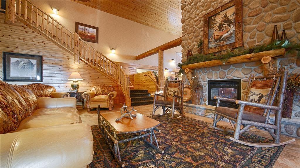 Best Western Plus Kelly Inn & Suites - Lobbyansicht
