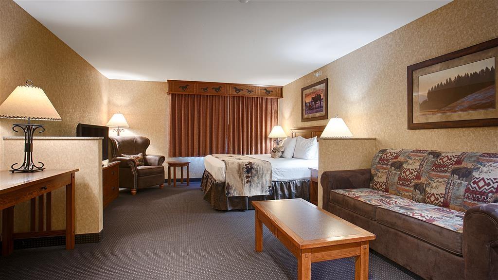 Best Western Plus Kelly Inn & Suites - Gästezimmer/ Unterkünfte