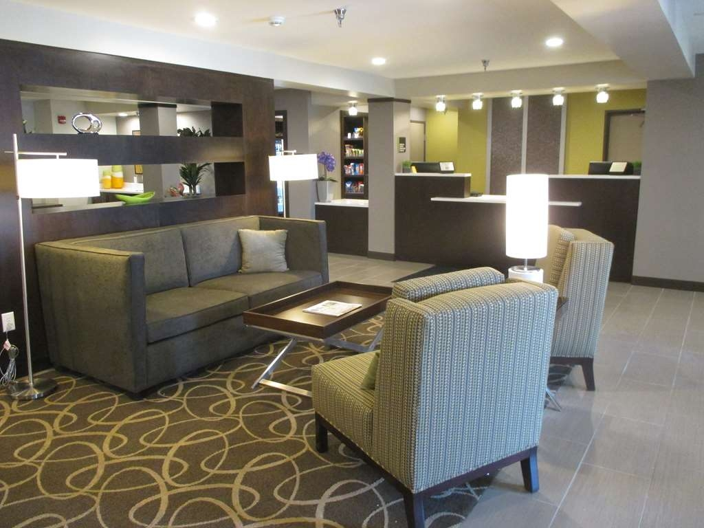 Best Western Harvest Inn & Suites - Réception