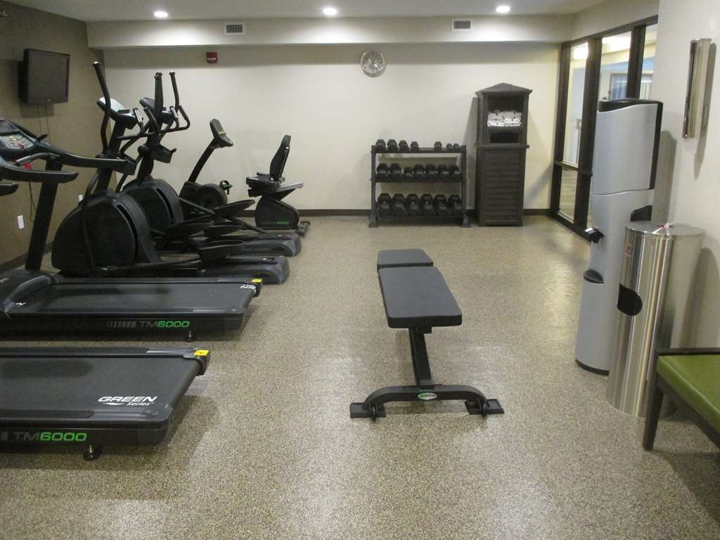 Best Western Harvest Inn & Suites - exercise chambre