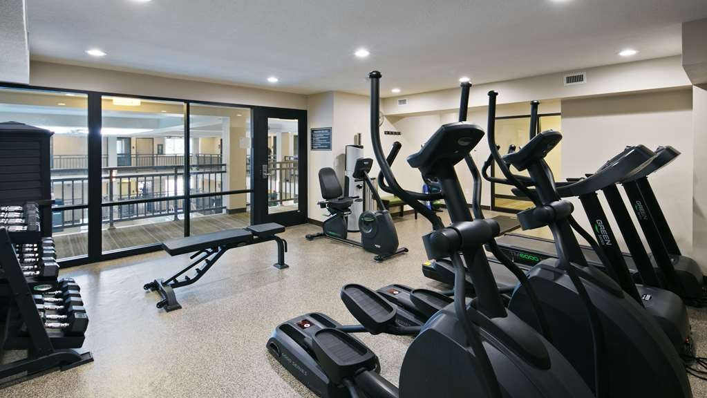 Best Western Harvest Inn & Suites - Club de remise en forme