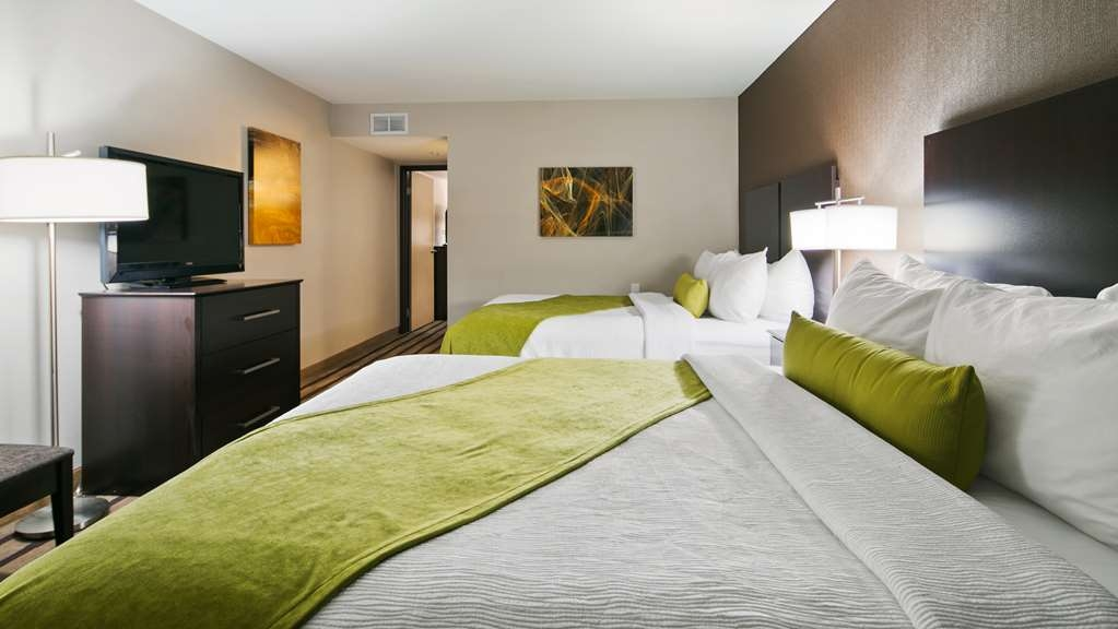 Best Western Harvest Inn & Suites - Chambres / Logements