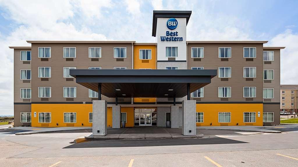 Best Western Roosevelt Place Hotel - Vista exterior